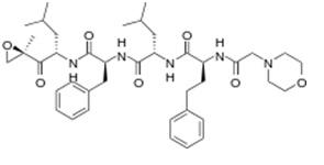 Caefilzomib