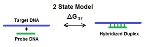 2 state model